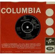 "Cliff Richard Marianne UK 7"" vinyl"