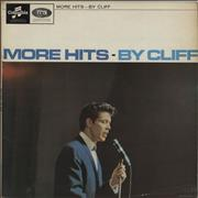 Click here for more info about 'Cliff Richard - More Hits By Cliff - Mono - Two box EMI Label'