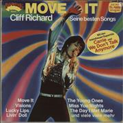 Click here for more info about 'Cliff Richard - Move It - Cliff Richard Seine Besten Songs - EX'