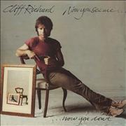 Cliff Richard Now You See Me... Now You Don't UK vinyl LP