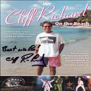 Click here for more info about 'Cliff Richard - On The Beach - Autographed'
