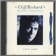 Click here for more info about 'Cliff Richard - Private Collection 1979 - 1988'