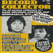 Click here for more info about 'Cliff Richard - Record Collector - October 1980, March 1982 & November 1982'