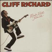 Click here for more info about 'Cliff Richard - Rock 'n' Roll Juvenile + Merchandise insert'