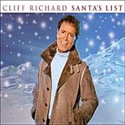 Click here for more info about 'Cliff Richard - Santa's List'