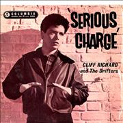 Click here for more info about 'Cliff Richard - Serious Charge EP - 1st - Turquoise'
