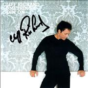 Click here for more info about 'Cliff Richard - Something's Goin' On'