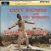 Click here for more info about 'Cliff Richard - Summer Holiday - 1st - green/silver Columbia'