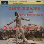 Click here for more info about 'Cliff Richard - Summer Holiday - 1st - green/silver Columbia - EX'