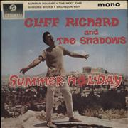Click here for more info about 'Cliff Richard - Summer Holiday EP - EX'