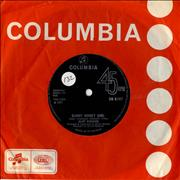 """Cliff Richard Sunny Honey Girl UK 7"""" vinyl"""