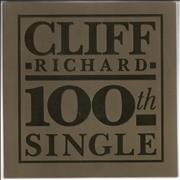 Click here for more info about 'Cliff Richard - The 100th Single - Gold Embossed Sleeve'