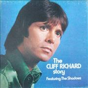 Click here for more info about 'Cliff Richard - The Cliff Richard Story + Booklet'
