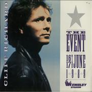 Click here for more info about 'Cliff Richard - The Event - 1989 + ticket stubs'