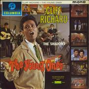 Click here for more info about 'Cliff Richard - The Young Ones - 1st - EX'