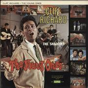 Click here for more info about 'Cliff Richard - The Young Ones - Promo Stickered'