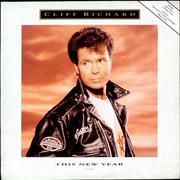 Click here for more info about 'Cliff Richard - This New Year + Poster'