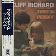 Click here for more info about 'Cliff Richard - Two A Penny - Red Vinyl'