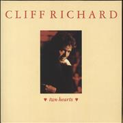 Click here for more info about 'Cliff Richard - Two Hearts'