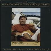 Click here for more info about 'Cliff Richard - Wentworth Wooden Jigsaw - Live & Kicking 2004'