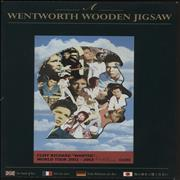 Click here for more info about 'Wentworth Wooden Jigsaw - Wanted World Tour 2002-2003'