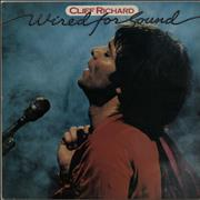 Click here for more info about 'Cliff Richard - Wired For Sound + Merchandise insert'