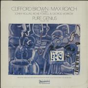 Click here for more info about 'Clifford Brown & Max Roach - Pure Genius - Volume 1'