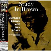 Click here for more info about 'Clifford Brown & Max Roach - Study In Brown - 200gm'