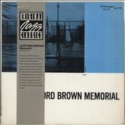 Click here for more info about 'Clifford Brown - Clifford Brown Memorial + obi/shrink'