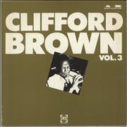 Click here for more info about 'Clifford Brown - Clifford Brown Vol. 3'