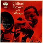 Click here for more info about 'Clifford Brown With Strings'