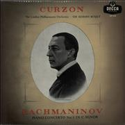 Click here for more info about 'Clifford Curzon - Rachmaninov: Concerto No. 2 In C Minor For Piano And Orchestra'