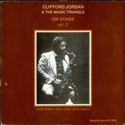 Click here for more info about 'Clifford Jordan - On Stage Vol. 2'