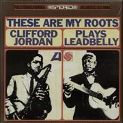 Click here for more info about 'Clifford Jordan - These Are My Roots - Clifford Jordan Plays Leadbelly'