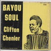 Click here for more info about 'Clifton Chenier - Bayou Blues'