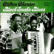 Click here for more info about 'Clifton Chenier - Black Snake Blues'