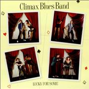Click here for more info about 'Climax Blues Band - Lucky For Some'