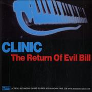Click here for more info about 'Clinic - The Return Of Evil Bill'