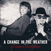 Click here for more info about 'Clive Gregson & Christine Collister - A Change In The Weather'