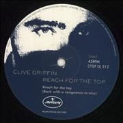 Click here for more info about 'Clive Griffin - Reach For The Top'