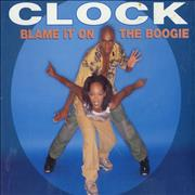 Click here for more info about 'Clock - Blame It On The Boogie'