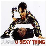 Click here for more info about 'Clock - U Sexy Thing - Disc 1'