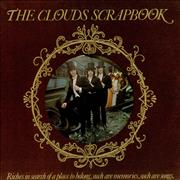 Clouds (Prog) The Clouds Scrapbook - 2nd Pink Label UK vinyl LP