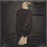 Click here for more info about 'Clutch - Book Of Bad Decisions - Coke Bottle Clear Vinyl - Sealed'