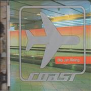 Click here for more info about 'Coast - Big Jet Rising'