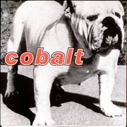 Click here for more info about 'Cobalt - And - Clear Vinyl'
