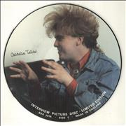 Click here for more info about 'Cocteau Twins - Interview Picture Disc'
