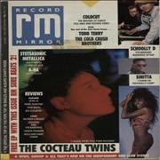 Click here for more info about 'Cocteau Twins - Record Mirror'