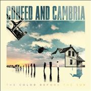 Click here for more info about 'Coheed And Cambria - The Color Before The Sun + CD'