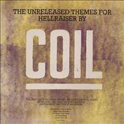 Click here for more info about 'Coil - The Unreleased Themes For Hellraiser By Coil'